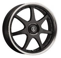 Motegi FF7 17x7 Gunmetal Wheel / Rim 4x100 & 4x4.5 with a 42mm Offset