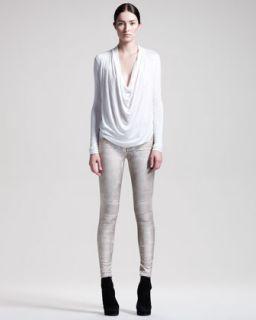 Cotton Spandex Jeans  Neiman Marcus  Cotton Spandex Denim Pants