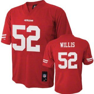 49ers Black Name and Number Jersey T Shirt XX Large