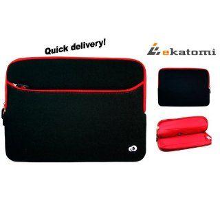 13 Red Laptop Case Bag for Dell Vostro V13, XPS M1330