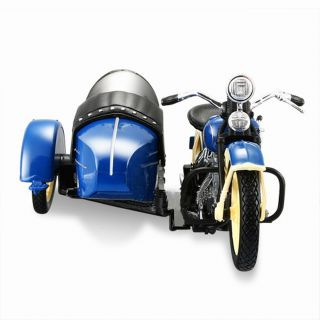 Classic Collection Harley Davidson Sidecar 1 18 Motorcycle Model X1