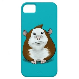 Adorable Guinea Pig iPhone 5 Case