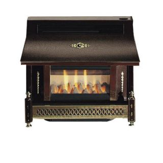 Direct Vent Wall Fireplace Heater Full Vent Heater