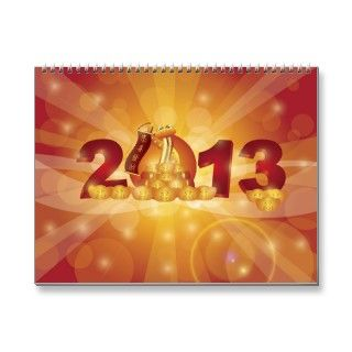 2013 Chinese Lunar New Year Calendar
