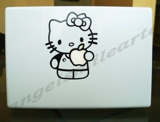 Hello Kitty Apple MacBook Pro 13 15 17 Laptop Decal Sticker Vinyl