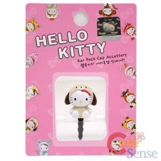 Sanrio Hello Kitty Phone Accessories Earphone Cap Topper 2