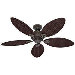 Hunter 54 Ceiling Fan Home Cooling Heating 3 Speed Bedroom Living Room