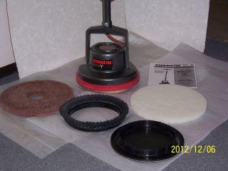 XL400 Heavy Duty Floor Carpet Cleaner Polisher Sander Refurbished