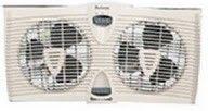 Holmes HAWF2030 2 Speed Window Fan Thermostat