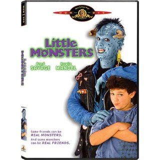 Little Monsters: Fred Savage, Howie Mandel, Daniel Stern