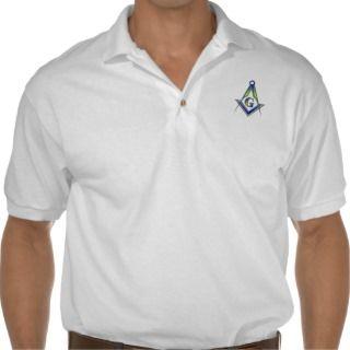 Master Mason Polo T shirts