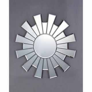 Sun Moon Star Decorative Home Accent Wall Decor Glass Mirror