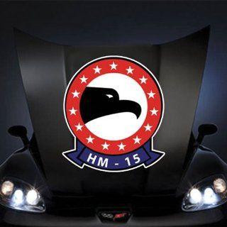 US Navy HM 15 20 Huge Decal Sticker    Automotive