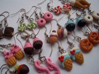 New Fashion Jewelry Handmade Home Art Supply Earrings