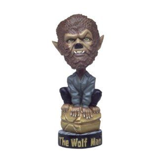 Universal Monsters The Wolf Man Bobble Head Everything
