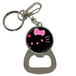 Hello Kitty Cartoon Bottle Opener Key Chain Club Sport