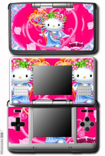 Hello Kitty Vinyl Skin Decal Cover for Nintendo DS 3