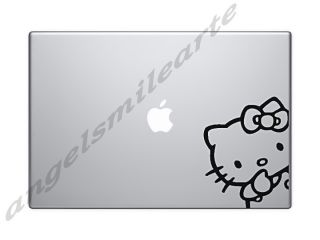 HELLO KITTY Apple Macbook Pro Air 13 15 17 laptop decal sticker skin 2