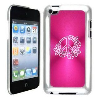 Apple iPod Touch 4 4G 4th Generation Hot Pink B79 hard