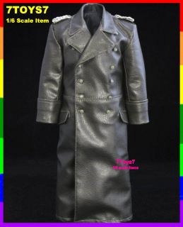 Did 1 6 Hermann Hanke Trench Coat German WWII DD013P