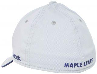Toronto Maple Leafs Reebok Structured Flex Fit Hat M085Z sz S/M