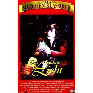 Das Blaue Licht [VHS]: Viktor Semyonov, Fred Delmare