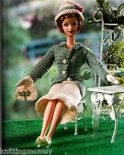 Fashion Doll Crochet Patterns Free and free crochet patterns