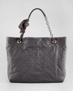 MICHAEL Michael Kors Logo Print Signature Tote Bag, Vanilla   Neiman