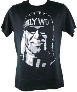 Hollywood Hulk Hogan nWo WCW White Face T shirt