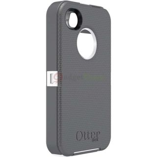 Series Case Cover Belt Clip Holste for iPhone 4 4G 4S Glacier