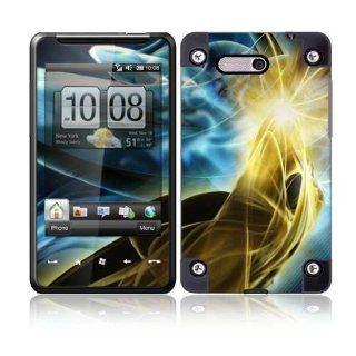 Abstract Power Protective Skin Cover Decal Sticker for HTC