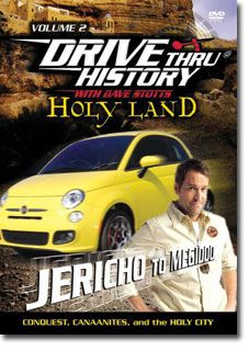 New Holy Land Drive thru History Dave Stotts Set 4 DVD Through America