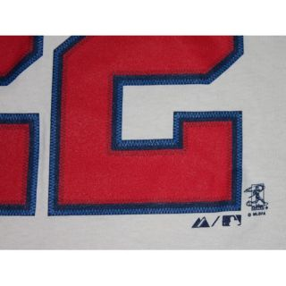 Atlanta Braves Official Jason Heyward T Shirt   Color Scoured Natural