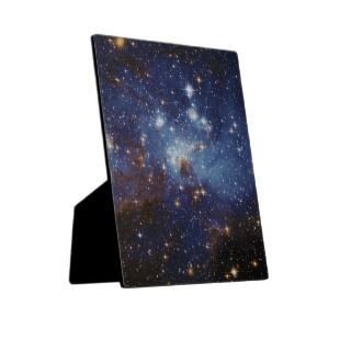 Formation Stellar Nursery LH 95 Display Plaque
