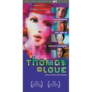Thomas in Love [VHS] Benoît Verhaert, Aylin Yay, Magali