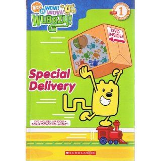 Nick Jr. Wow Wow Wubbzy Special Delivery, DVD Inside   DVD