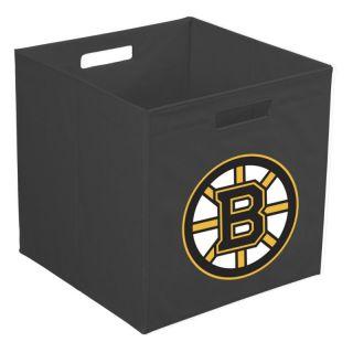 Boston Bruins NHL Baseline 12 Storage Cube New