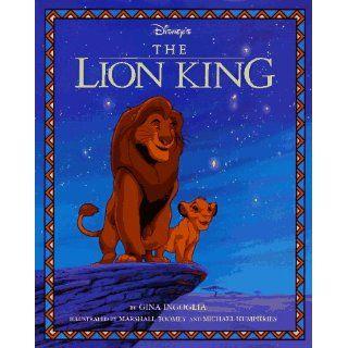 Disneys the Lion King: Gina Ingoglia, Marshall Toomey, Michael