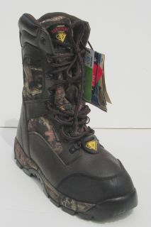 Herman Survivors Big Game 11 Mens Camo Brown Hunting Hiking Trail