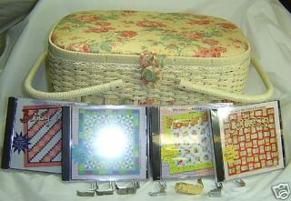Brother Juki Janome Sewing Machine High Shank Quilt Kit
