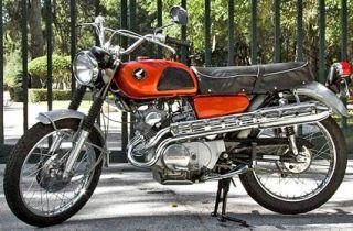 Genuine Honda CA175 CB175 CB160 CL175 CL160 SL175 CB92 CA160