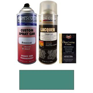 12.5 Oz. Sierra Green Pearl Metallic Spray Can Paint Kit for 1997