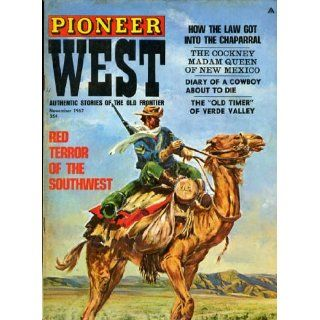 Pioneer West: authentic Stories of the Old Frontier