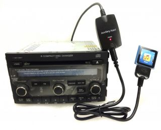 New Honda Accord Civic Odyssey Acura TL TSX iPod iPhone Adapter Aux