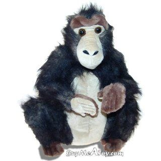 Real Life Looking Chimpanzee Plush Doll High Quality Chimp