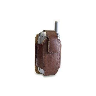 Hartmann Belting Leather Brown Vertical Flip Phone Cell