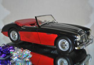 Kyosho   Austin Healey 3000   Black & Red   Scale 118 Scale   Display