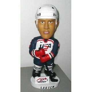 Brian Leetch   Team USA Bobble Head Doll Sports