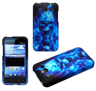 Skull Huawei Honor U8860 Cell Phone Cover Protector Hard Shell Case
