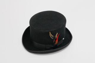 Black Top Hat Super High Quality 100% Wool Money Back Guarantee